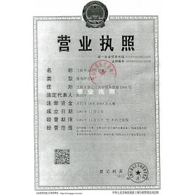 申安营业执照正本
