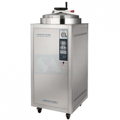 LDZH-100KBS手轮式压力蒸汽灭菌器